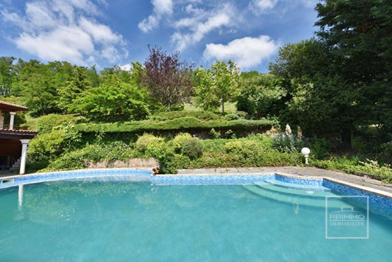 Deluxe sale house / villa Limonest 845000€ - Picture 4