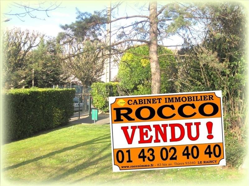 Vente appartement Le raincy 229500€ - Photo 1