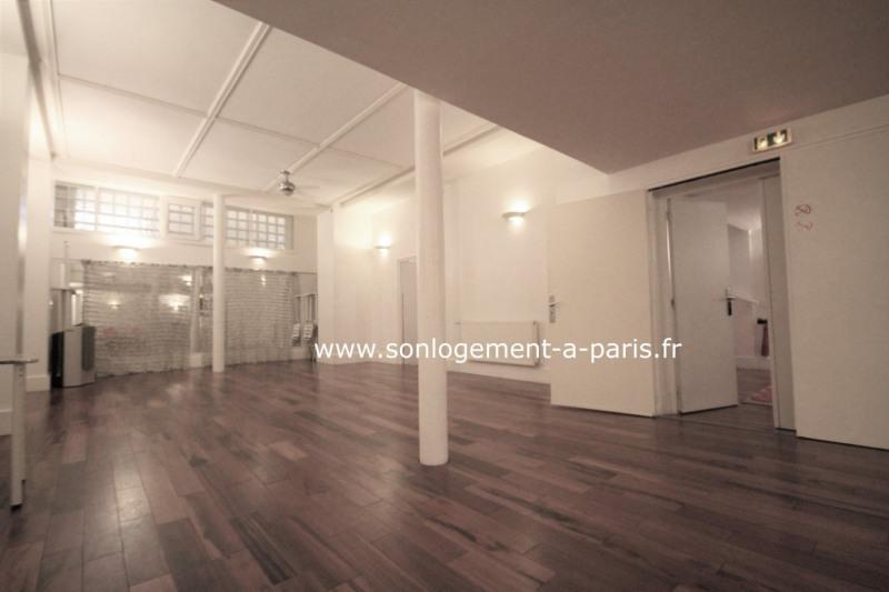 Deluxe sale loft/workshop/open plan Paris 10ème 1790000€ - Picture 15