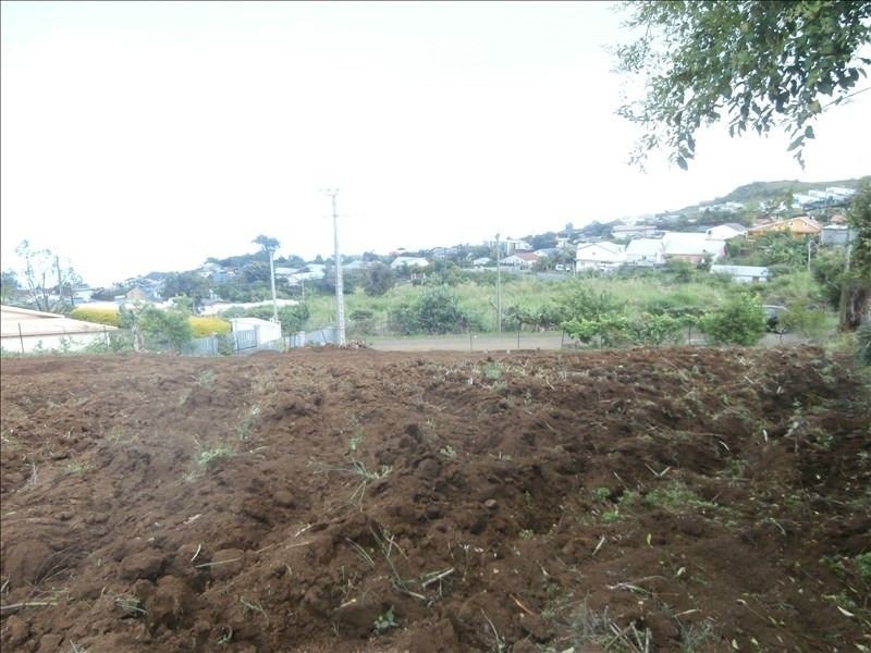 Revenda terreno St leu 118000€ - Fotografia 1