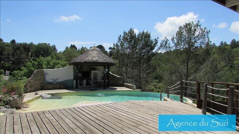 Vente de prestige maison / villa Roquevaire 880000€ - Photo 4