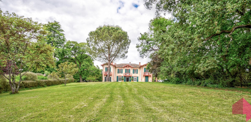 Deluxe sale house / villa Montgiscard 630 000€ - Picture 1