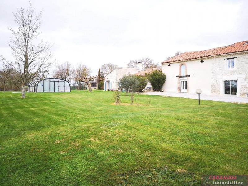 Vente maison / villa Caraman 475000€ - Photo 2