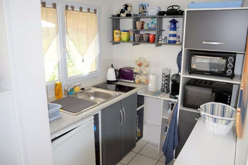 Vente de prestige maison / villa Saint-léger-dubosq 430500€ - Photo 12