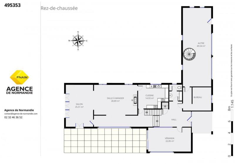Vente de prestige maison / villa Vimoutiers 380000€ - Photo 9