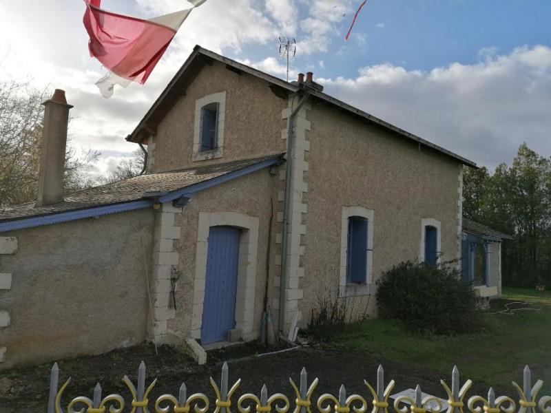 Sale house / villa Savigny sur braye 118200€ - Picture 1