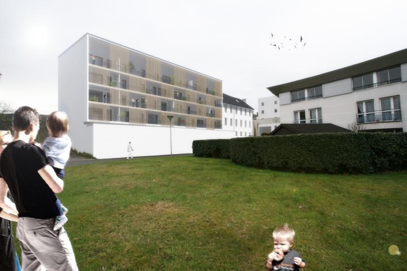 Vente appartement Landerneau 251048€ - Photo 3