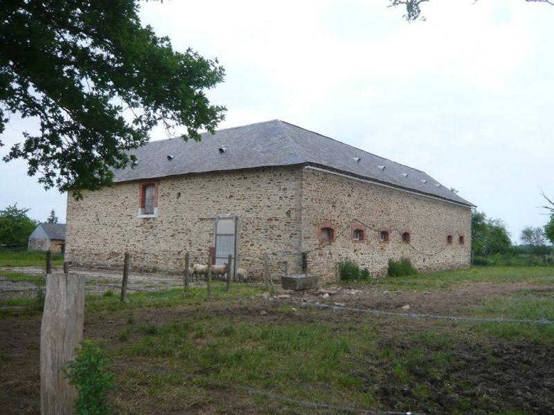 Vente maison / villa Meslay du maine 117800€ - Photo 1