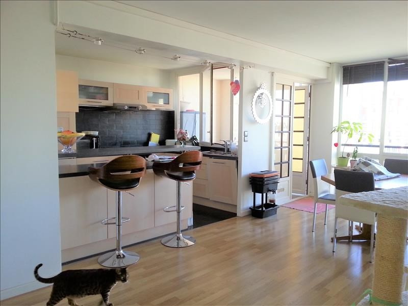 Vente appartement Meudon la foret 270 000€ - Photo 1