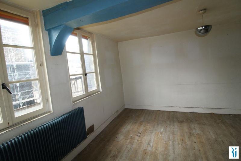 Vente appartement Rouen 134500€ - Photo 1