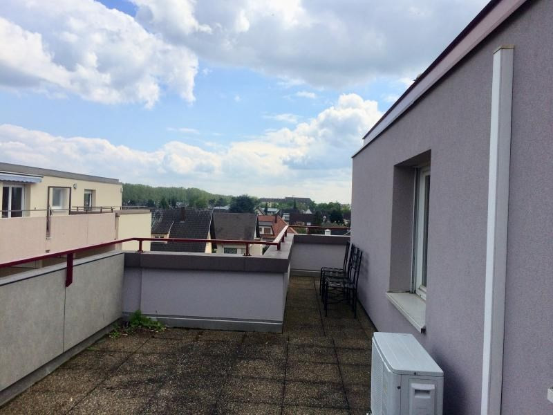 Rental apartment Illkirch graffenstaden 782€ CC - Picture 10
