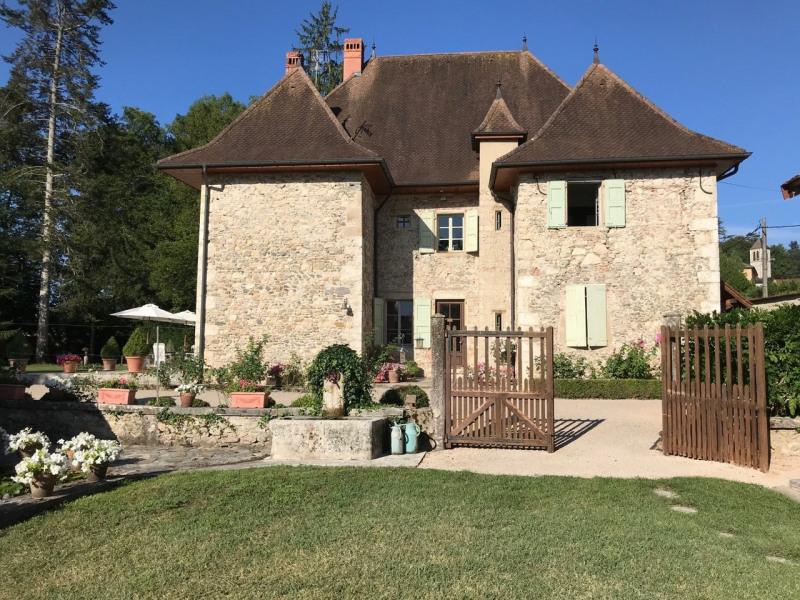 Vente de prestige maison / villa Granieu 780000€ - Photo 8