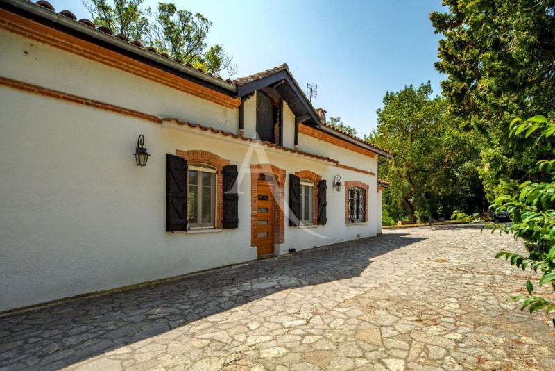 Deluxe sale house / villa La salvetat saint gilles 890000€ - Picture 1