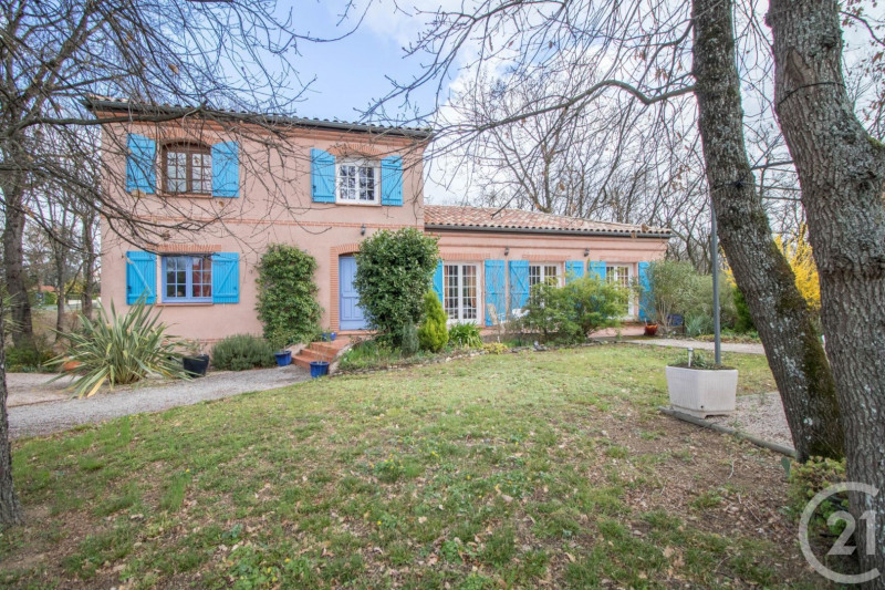 Sale house / villa Fonsorbes 395 000€ - Picture 1