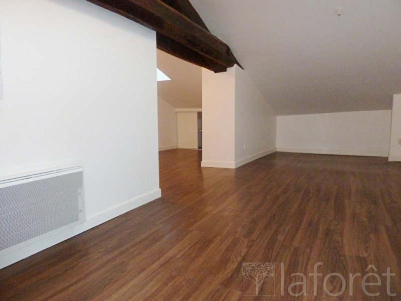 Rental apartment Bourgoin jallieu 485€ CC - Picture 3