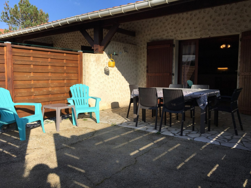 Location vacances appartement Hossegor 590€ - Photo 1