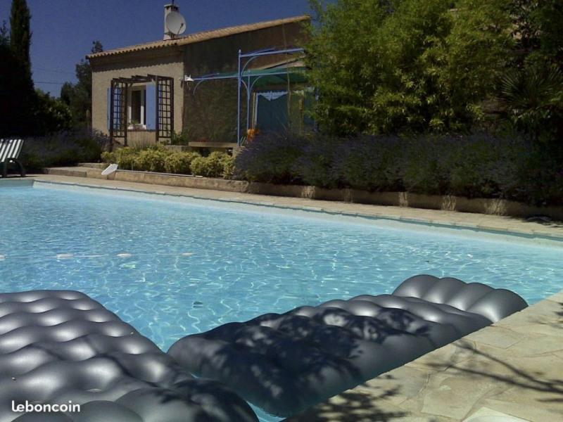 Verkauf von luxusobjekt haus Rognes 577500€ - Fotografie 1