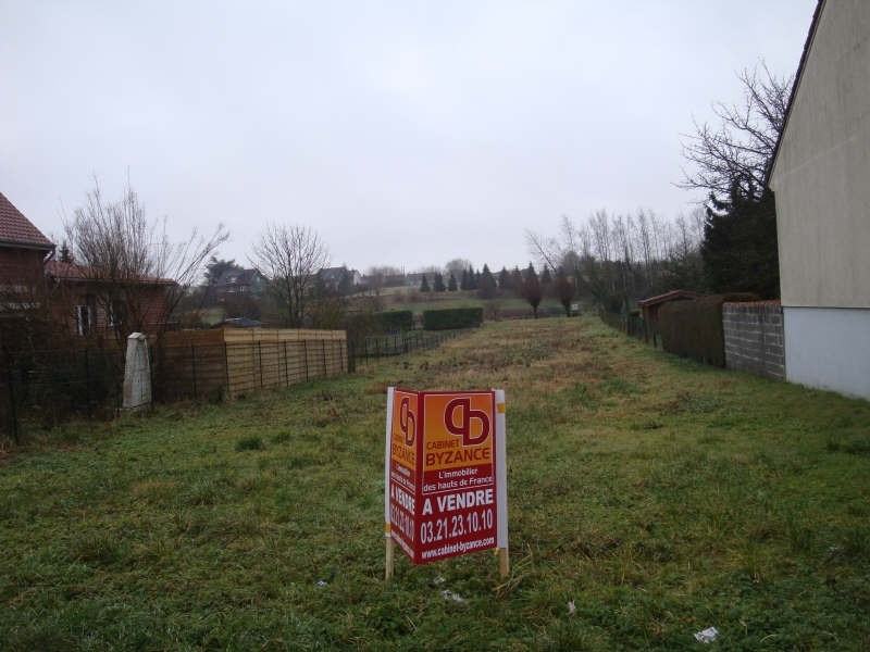 Sale site Arras 79000€ - Picture 1