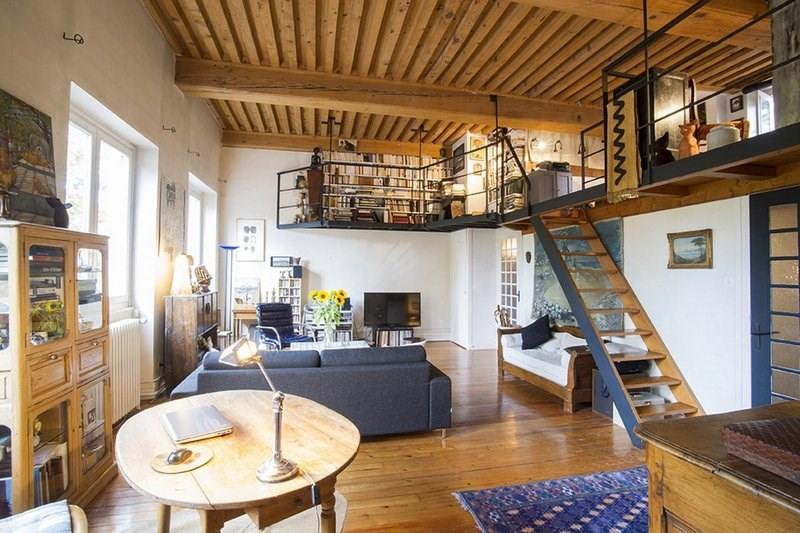 Sale apartment Lyon 4ème 450000€ - Picture 2