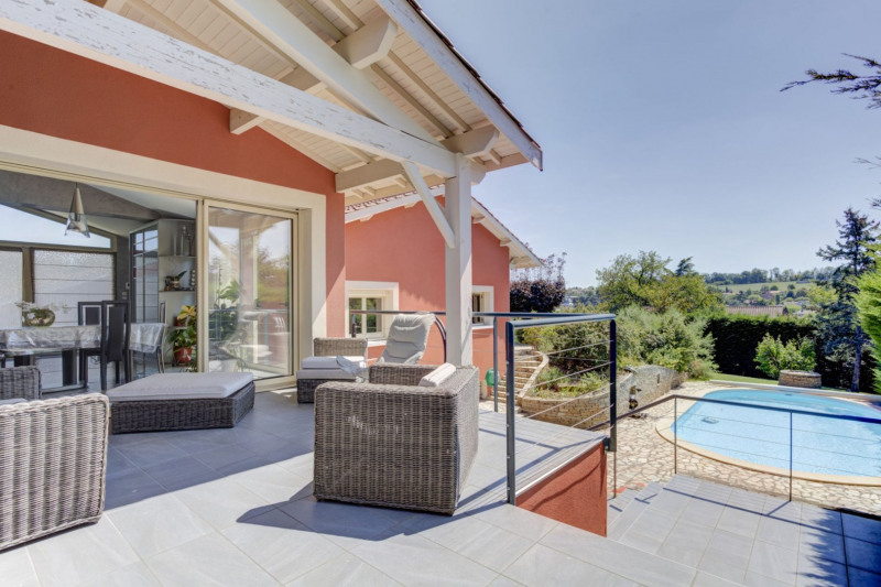Vente de prestige maison / villa Charly 730000€ - Photo 1