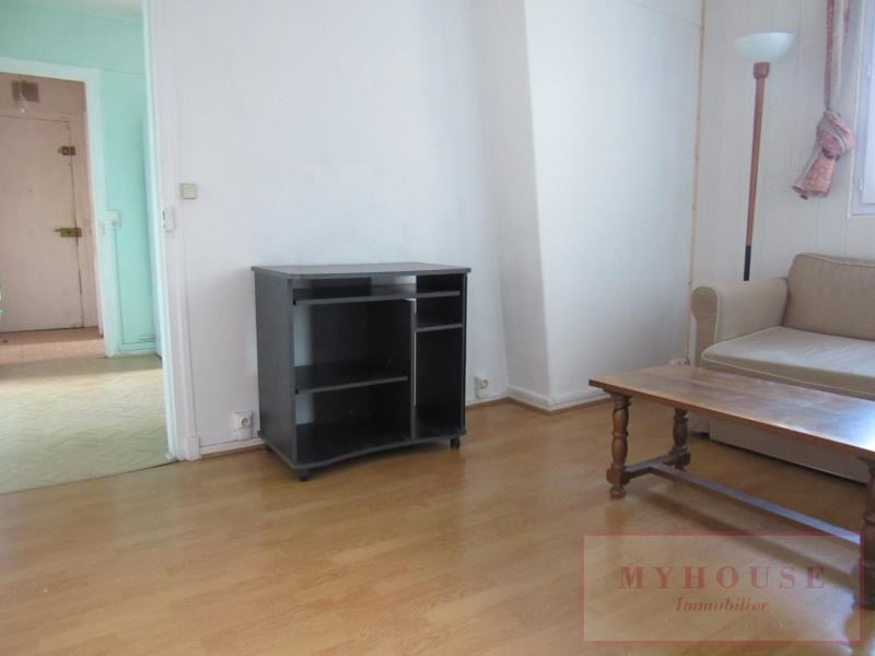 Vente appartement Bagneux 195 000€ - Photo 1