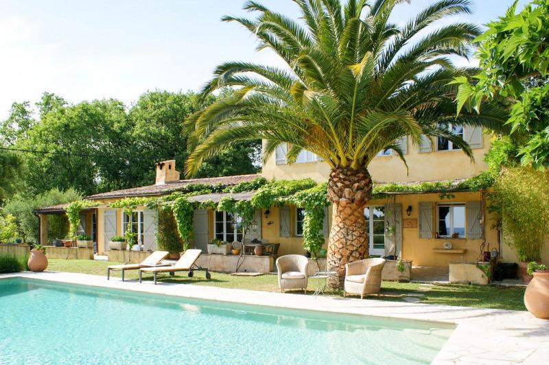 Revenda residencial de prestígio casa Fayence 995000€ - Fotografia 6