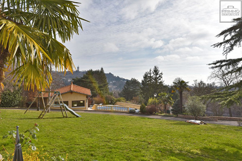 Vente de prestige maison / villa Saint didier au mont d'or 1360000€ - Photo 12