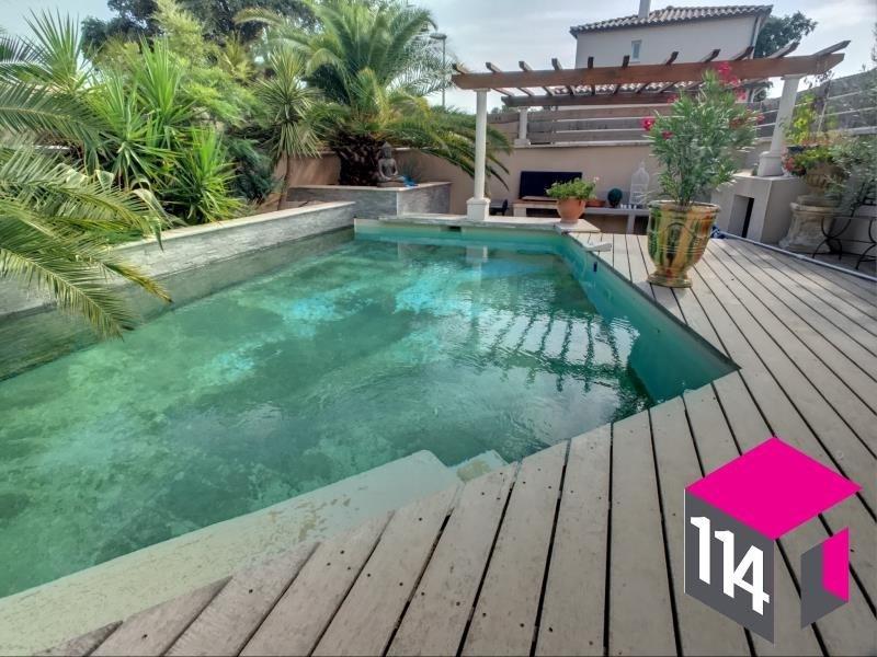 Vente maison / villa Castries 520000€ - Photo 8