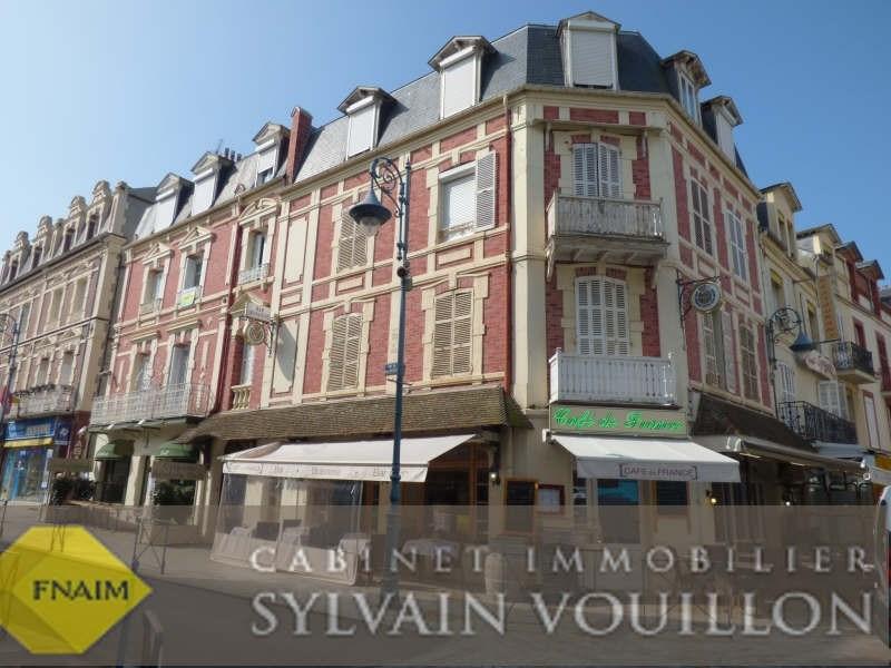Venta  apartamento Villers-sur-mer 99000€ - Fotografía 1