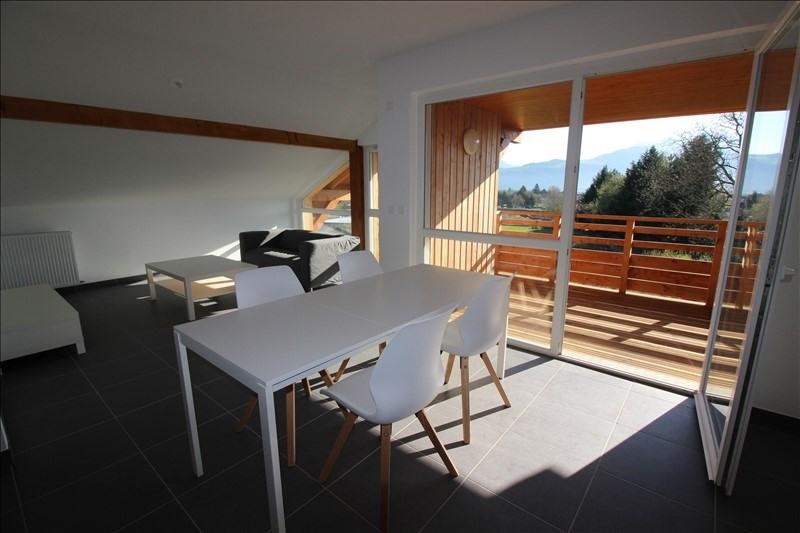 Sale apartment Cornier 259000€ - Picture 1