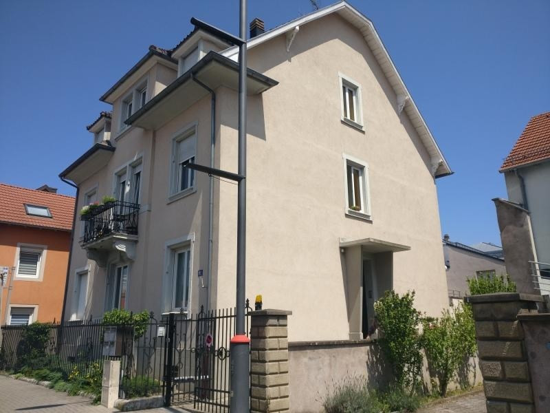 Vente immeuble Bischheim 525 000€ - Photo 1