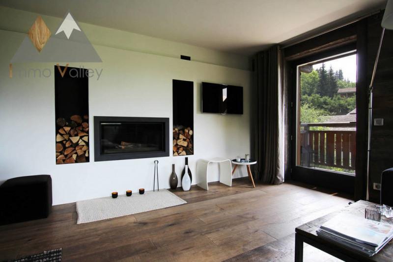 Vente de prestige appartement Megève 595000€ - Photo 1