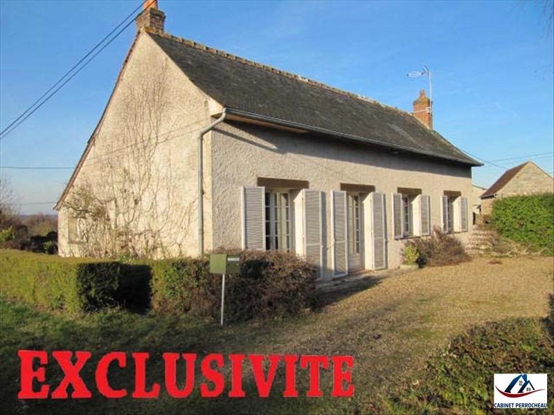 Vente maison / villa La chartre sur le loir 108900€ - Photo 4