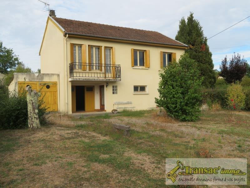 Sale house / villa St sylvestre pragoulin 75950€ - Picture 1