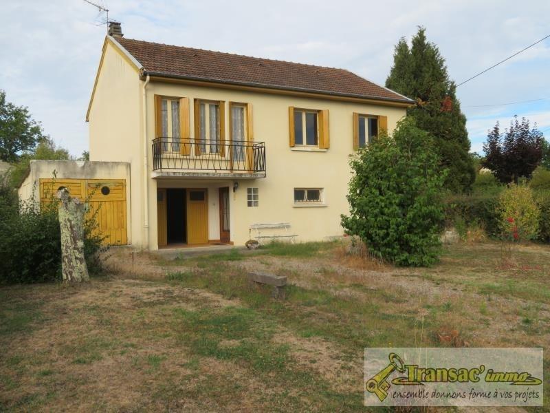Vente maison / villa St sylvestre pragoulin 75950€ - Photo 1