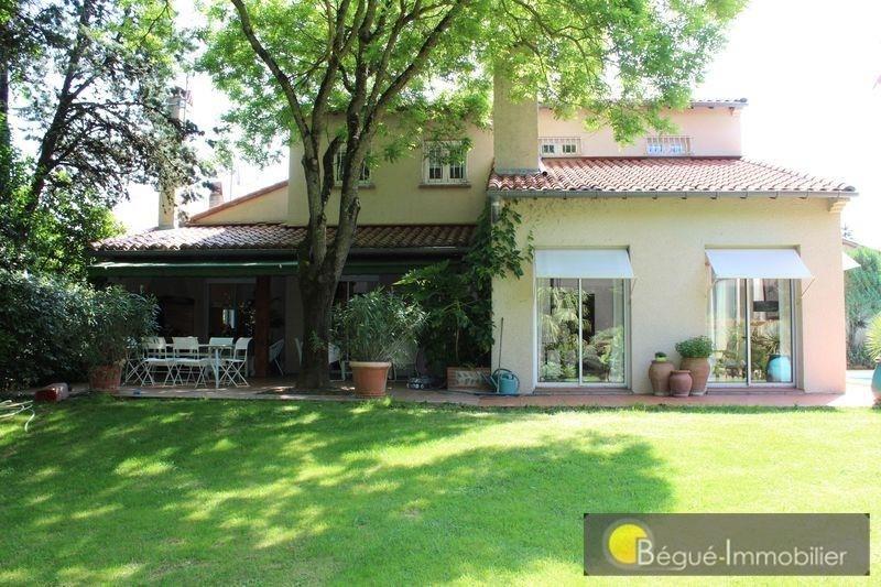 Vente de prestige maison / villa 5 mns pibrac 757000€ - Photo 8