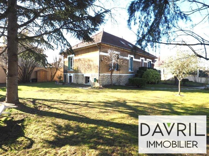 Vente maison / villa Conflans ste honorine 579000€ - Photo 1