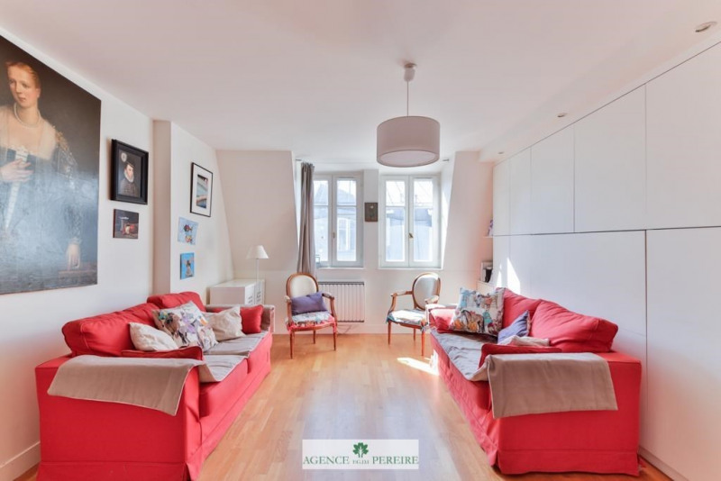 Vente appartement Paris 17ème 920 000€ - Photo 3