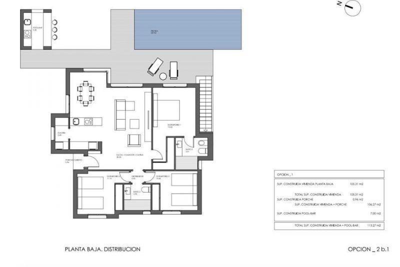 Verkauf von luxusobjekt haus Province d'alicante 379900€ - Fotografie 12