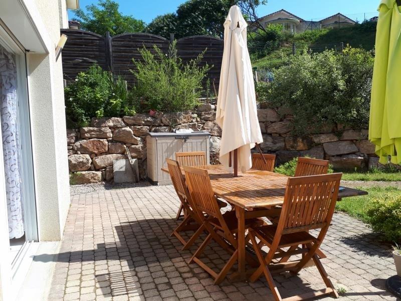 Sale house / villa St prim 237000€ - Picture 2