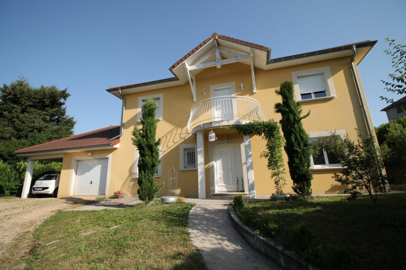 Vente maison / villa Morestel 298000€ - Photo 1