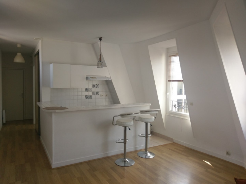 Rental apartment Paris 15ème 1 240€ CC - Picture 2