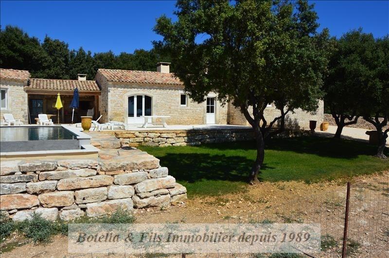 Verkoop van prestige  huis Barjac 526315€ - Foto 2
