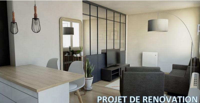 Vente appartement Bordeaux 179 500€ - Photo 1