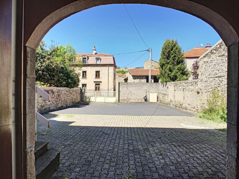Sale house / villa Sauvagnat sainte marthe 160500€ - Picture 1