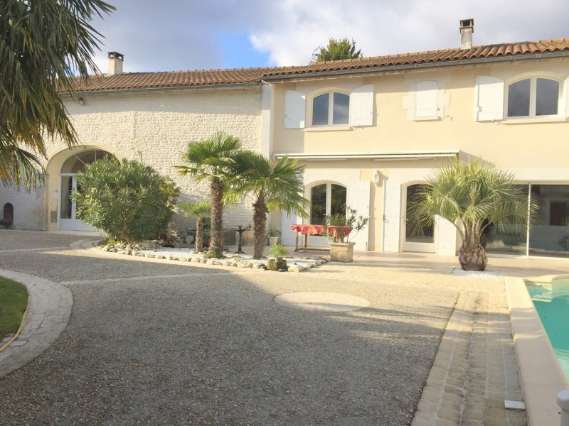 Sale house / villa Salles-d'angles 369 250€ - Picture 12