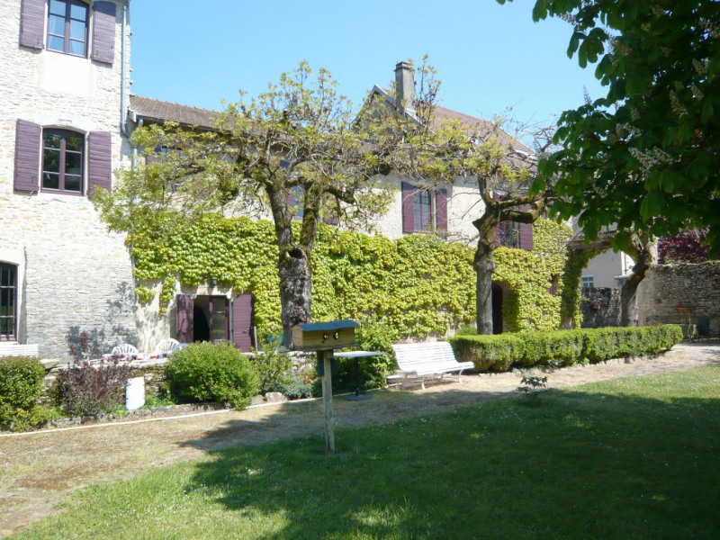 Deluxe sale house / villa Crémieu 850000€ - Picture 1