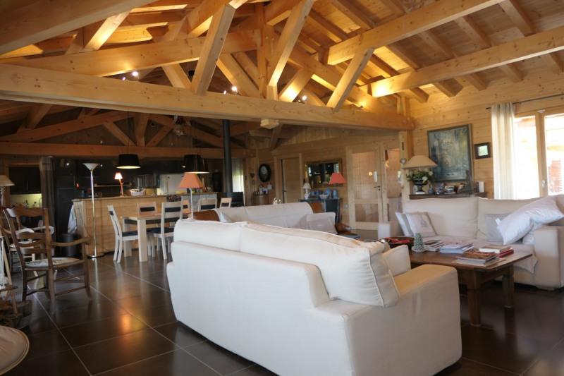 Vente de prestige maison / villa Les rousses 950000€ - Photo 3