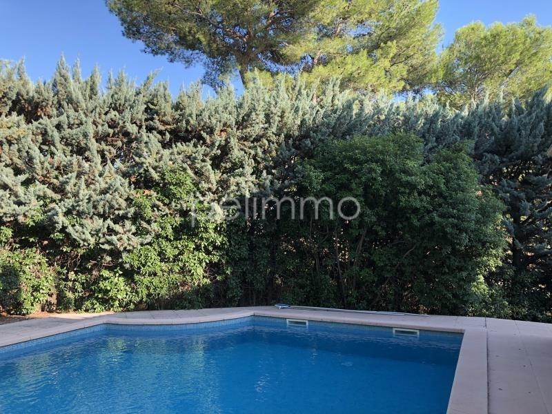 Vente maison / villa Lambesc 520000€ - Photo 2
