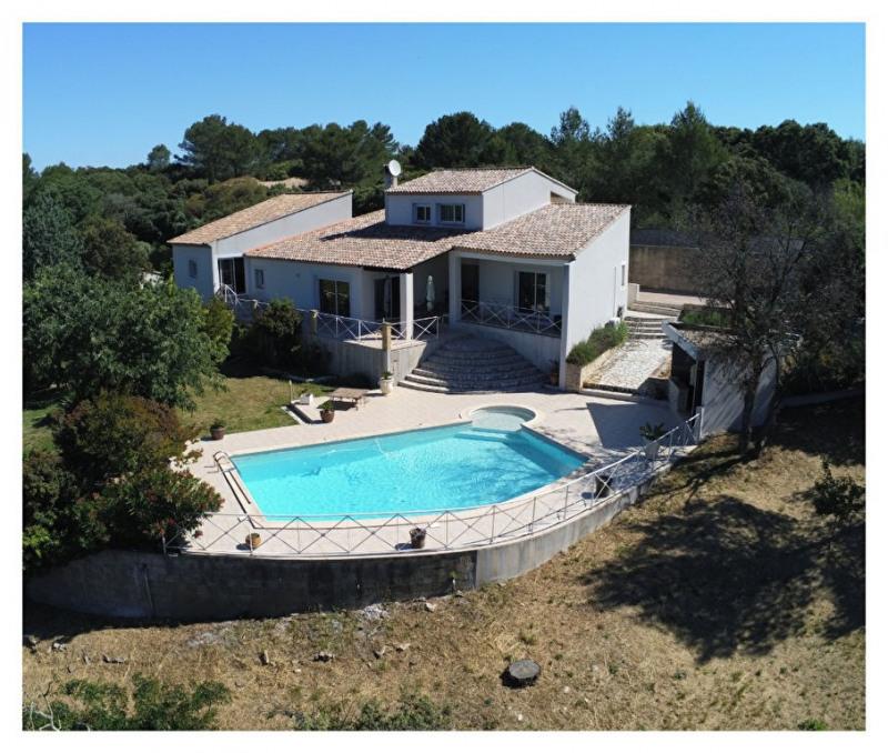 Vente maison / villa Nimes 550000€ - Photo 3